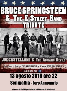 Bruce Springsteen & The E-Street  Band Tribute