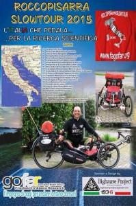 Roccopisarra slowtour 2015