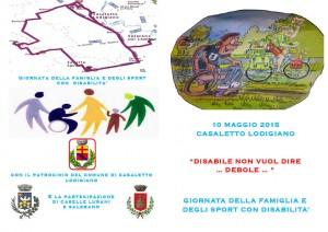 Casaletto Lodigiano 10 maggio 2015
