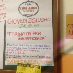 ARCI GE-Granarolo - farinata per tutti i gusti